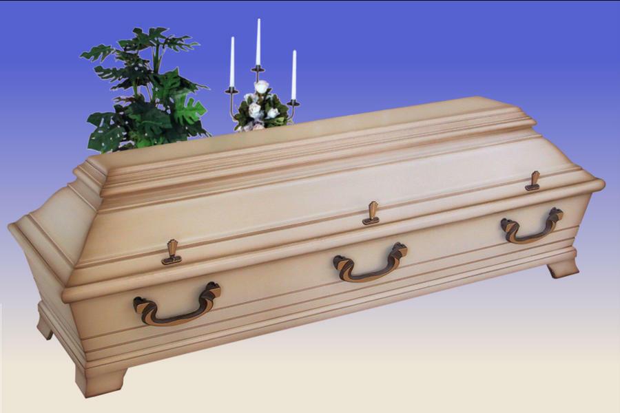 LAGERWARE: Kiefer, Modell 170 toscana weiß