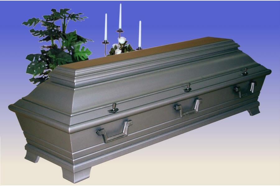 KOMMISSION: Kiefer, Modell 170 silber hell