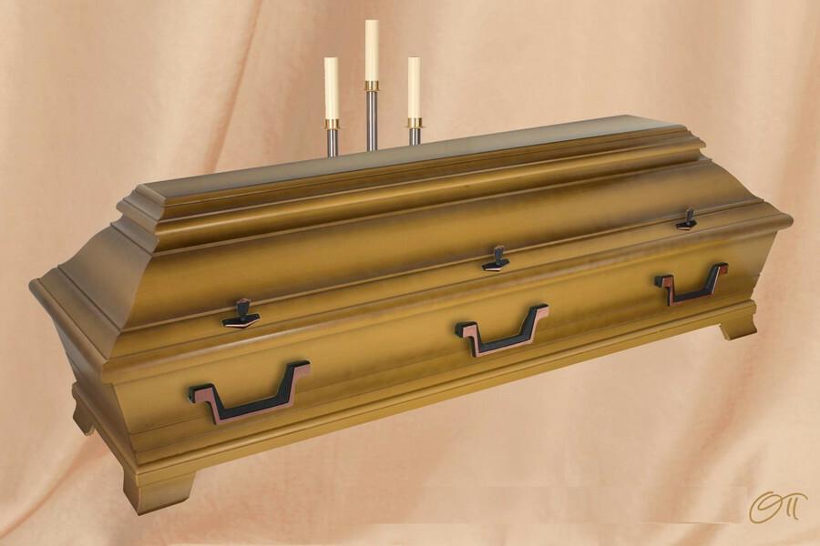 LAGERWARE: Kiefer, Modell 170 hell